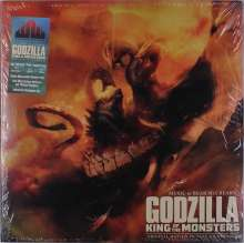 Bear McCreary: Filmmusik: Godzilla: King Of The Monsters (O.S.T.) (180g) (Colored Vinyl), 3 LPs