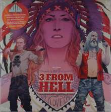 Filmmusik: 3 From Hell (180g) (Colored Vinyl), 2 LPs