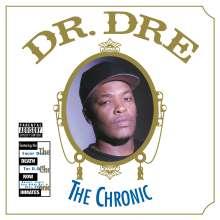 Dr. Dre: Chronic, CD