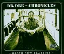 Dr. Dre: Death Row Classics (Greatest Hits), CD