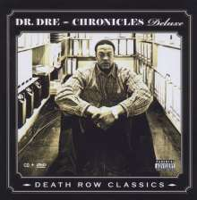 Dr. Dre: Chronicles Deluxe: Death Row C, CD