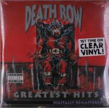 Death Row's Greatest Hits (remastered) (Clear Vinyl), 4 LPs