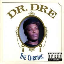 Dr. Dre: The Chronic (Explicit), CD