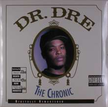 Dr. Dre: The Chronic (remastered), 2 LPs
