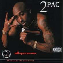 Tupac Shakur: All Eyez On Me (Explicit), 2 CDs