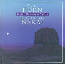 Paul Horn (1930-2014): Inside Monument Valley, CD