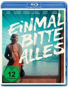 Einmal bitte alles (Blu-ray), Blu-ray Disc
