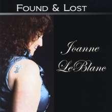 Joanne Leblanc: Found & Lost, CD