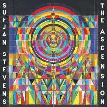 Sufjan Stevens: The Ascension (Limited Edition) (Clear Vinyl), 2 LPs