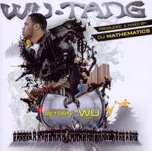 Wu-Tang Clan: Return Of The Wu, CD