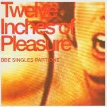 Twelve Inches Of Pleasure, CD