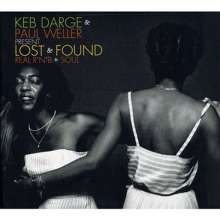Keb Darge & Paul Weller: Lost & Found: Real R & B And Soul, CD