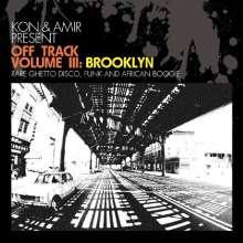 Off Track Vol.III: Brooklyn, 2 LPs
