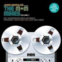 John Morales: The M+M Mixes Volume 3 / Vinyl Part B, 2 LPs