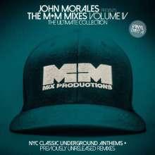 John Morales: The M+M Mixes Volume IV (Part A), 2 LPs