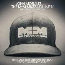 John Morales: The M+M Mixes Volume IV, 4 CDs