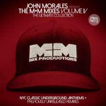 John Morales: The M+M Mixes Volume IV (Part B), 2 LPs