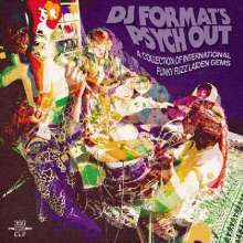 DJ Format's Psych Out - A Collection Of International Funky Fuzz Laiden Gems, 2 LPs