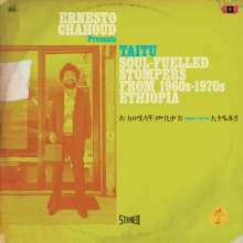Ernesto Chahoud Presents: Taitu - Soul-Fuelled Stompers From 1960s - 1970s Ethiopia, 3 LPs