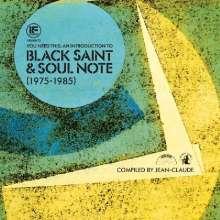 Jazz Sampler: Black Saint & Soul Note (1975-1985), 3 LPs