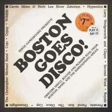Serge Gamesbourg Presents: Boston Goes Disco!, 3 LPs