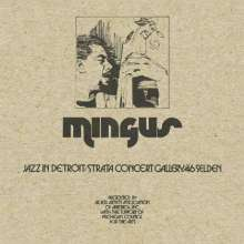 Charles Mingus (1922-1979): Jazz In Detroit (Strata Concert Gallery - 46 Selden), 5 CDs