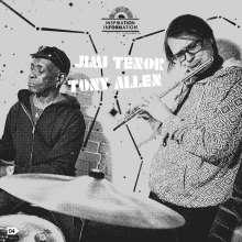 JImi Tenor & Tony Allen: Inspiration Information, CD
