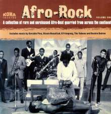 Afro-Rock Volume One, 2 LPs