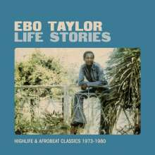 Ebo Taylor & The Pelikans: Life Stories, 2 CDs