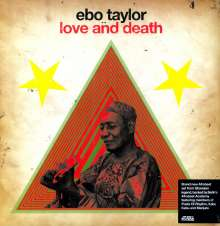 Ebo Taylor & The Pelikans: Love And Death, 2 LPs