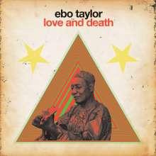 Ebo Taylor & The Pelikans: Love And Death, CD