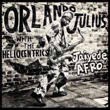 Orlando Julius with The Heliocentrics: Jaiyede Afro, CD