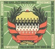 The Souljazz Orchestra: Resistance, CD