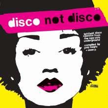 Disco Not Disco, CD