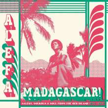 Alefa Madagascar - Salegy, Soukous & Soul From The Red Island (1974-1984), 2 LPs