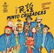 Minyo Crusaders: Echoes Of Japan, CD
