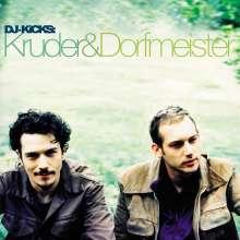 Kruder & Dorfmeister: DJ Kicks, CD