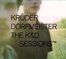 Kruder & Dorfmeister: The K & D Sessions (remastered) (180g), 5 LPs