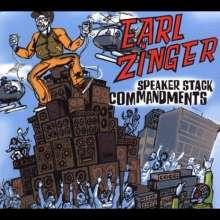 Earl Zinger: Speaker Stack Commandments, 2 LPs