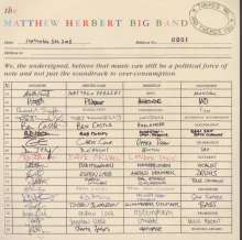 Matthew Herbert (geb. 1972): Theres Me And Theres You, CD