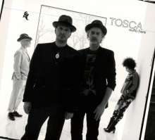Tosca: Outta Here, CD