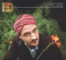 DJ Koze aka Adolf Noise: DJ-Kicks (White Vinyl), 2 LPs