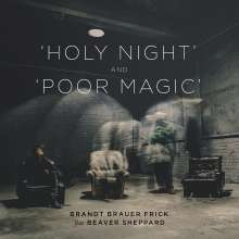 """Brandt Brauer Frick: Holy Night/Poor Magic (incl., Single 12"""""""