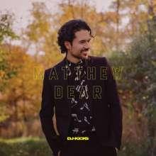 Matthew Dear: DJ-Kicks, 2 LPs und 1 CD