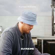 Kamaal Williams: DJ-Kicks, CD