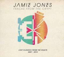Jamie Jones: Tracks From The Crypt: Lost Classics From The Vaults 2007 - 2012, CD