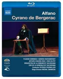 Franco Alfano (1875-1954): Cyrano de Bergerac, Blu-ray Disc