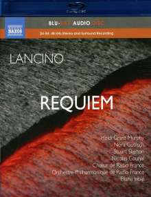 Thierry Lancino (geb. 1954): Requiem (2009), Blu-ray Audio