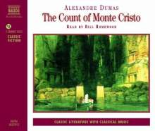 Dumas,Alexandre:The Count of Monte Christo, 2 CDs