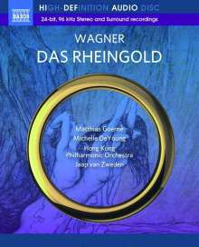 Richard Wagner (1813-1883): Das Rheingold, Blu-ray Audio
